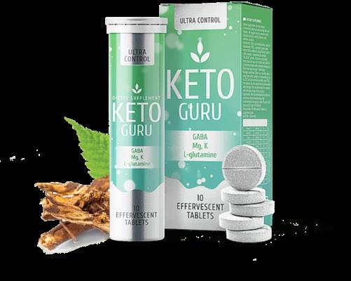 Препарат для похудения Кето Гуру